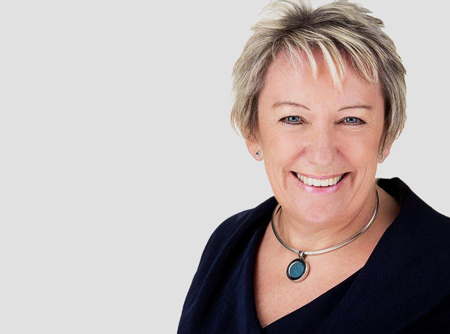 Stress Less founder Trish Munro